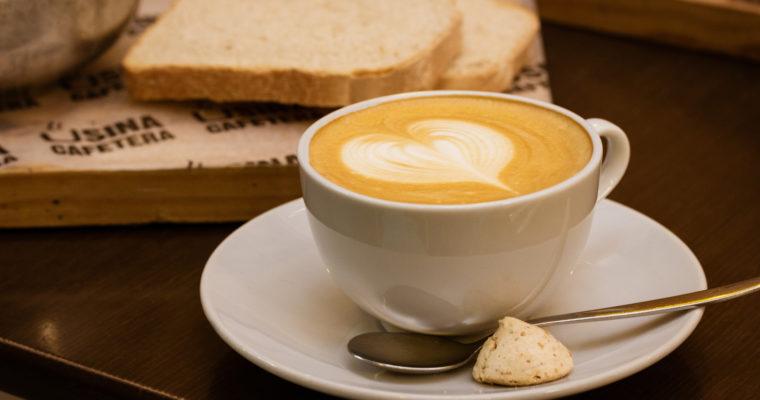 La Usina Cafetera: para amantes de la pastelería.