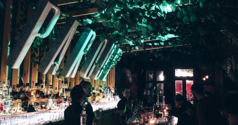 Parque Bar: temático y con tragos de autor originales.