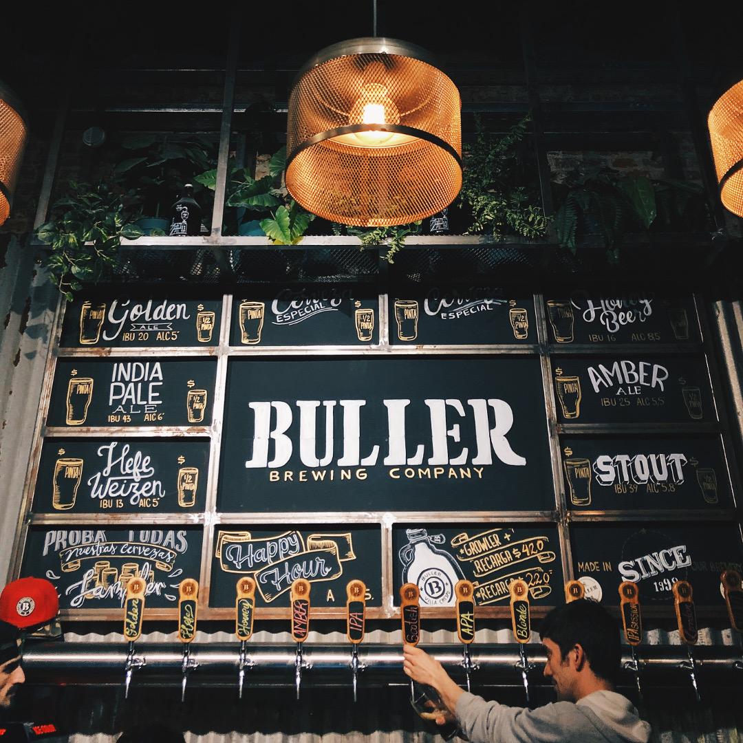 Buller: historias de cervezas.